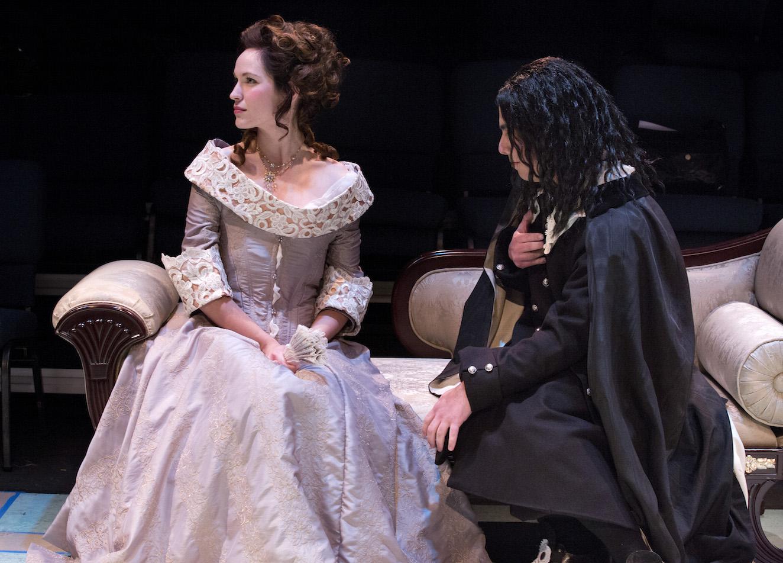 Elmire and Tartuffe