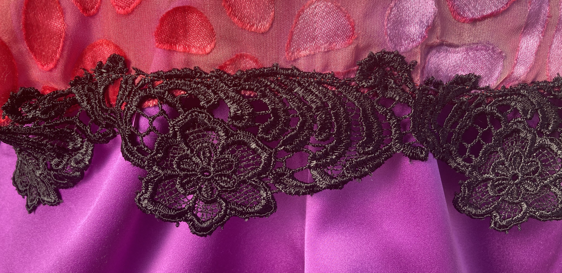 Detail of lace