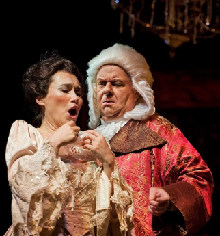 Leonora and the Marquis