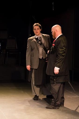Banquo and Macbeth