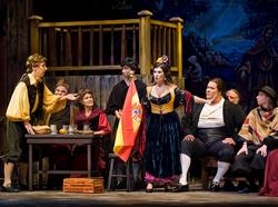 The Chorus and Preziosilla