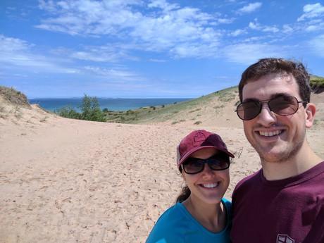 Michigan Sand Dunes