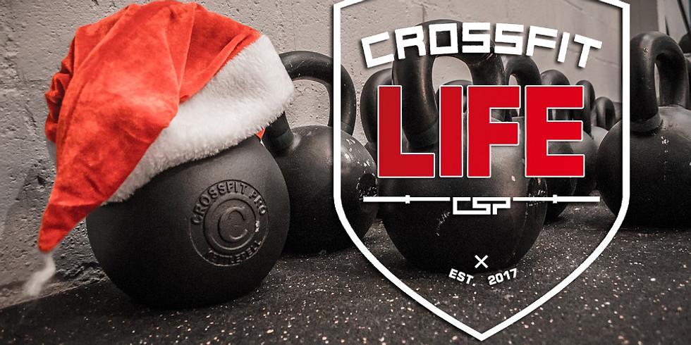 CROSSFIT LIFE CSP - XMAS PARTY