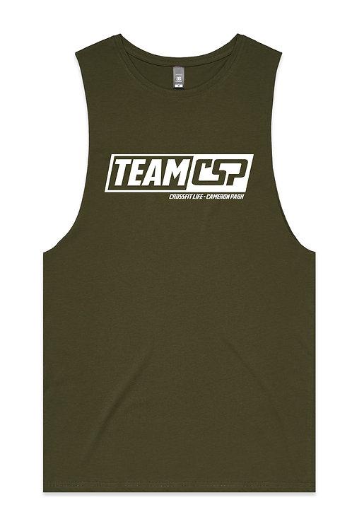 Team CSP Unisex Tank