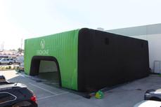 Giant custom inflatable tent Xbox One