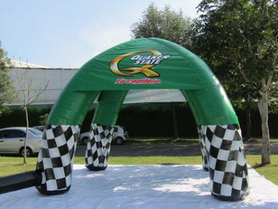 Carpa Inflable Quaker State
