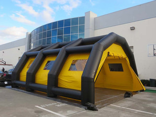 Carpa Tunel Inflable