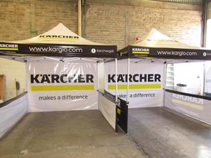 Carpas Personalizadas Karcher