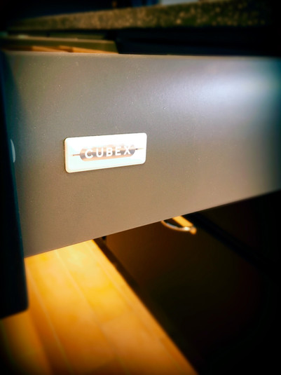 CUBEX C60 - detail
