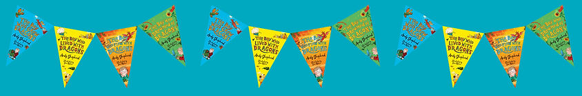 The Boy Who Grew Dragons Bunting Long Pi