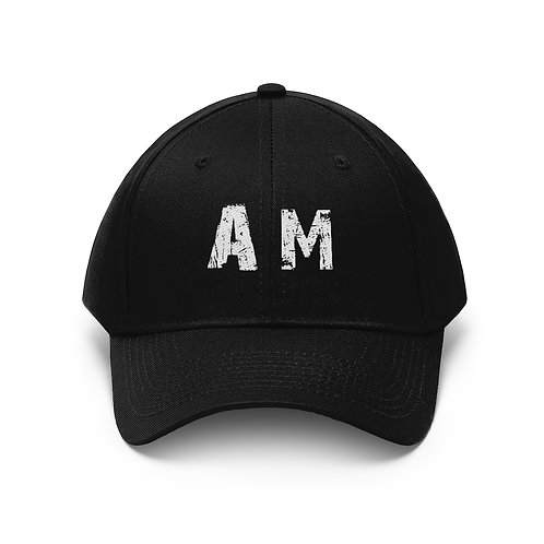 AM supporters Twill Hat