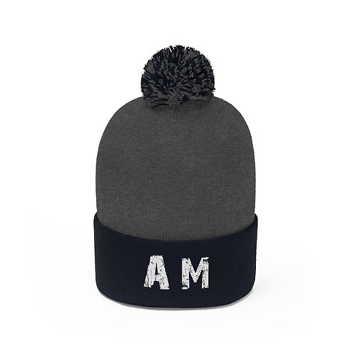 AM Supporters beanie