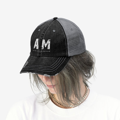 AM supporters cap