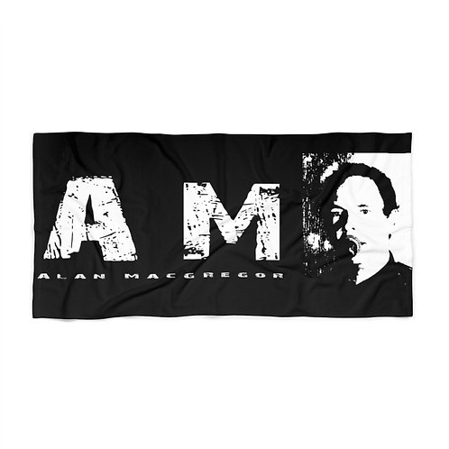 AM Supporters Beach Towel
