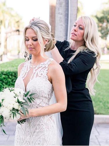 Luxury wedding in Palm Beach