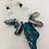 Thumbnail: Silver Imperial Jasper Bracelet