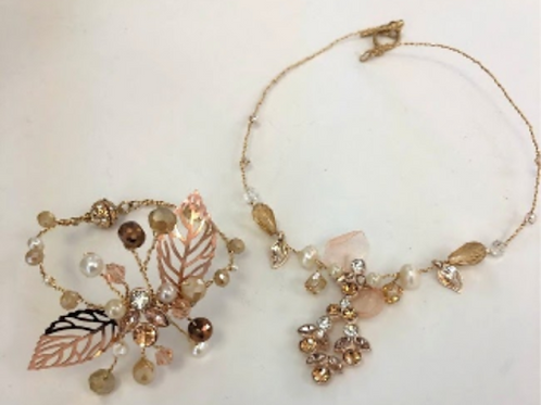 Rose Gold Dream Jewelry Set