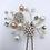 Thumbnail: Layne Pearl cluster hair pin