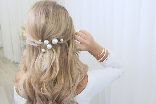 May Pearl Hair Pins