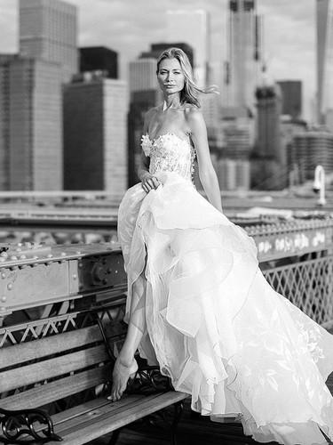 Luxury bride in New York