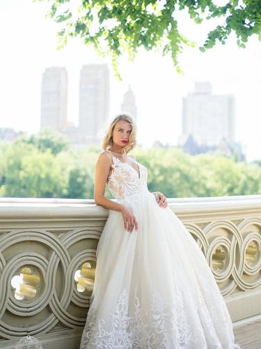 Luxury New York bride