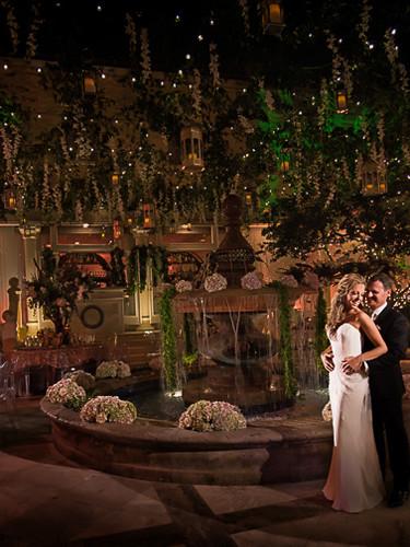 Luxury wedding in Boca