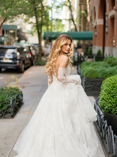 Luxury destination wedding in New York