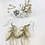 Thumbnail: Champagne Luxury Leaves Jewelry set