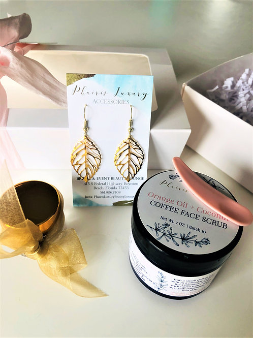 Pamper + Glam Gift Set