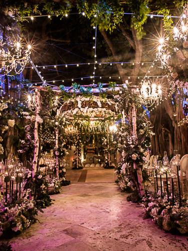 Extravagant wedding at The Addison
