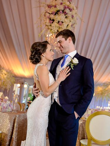 Luxury bridal inspiration