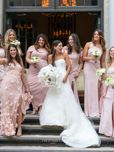 Luxury wedding at the Breakers