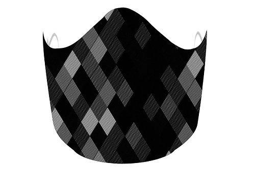 Black Diamond Formal Mask