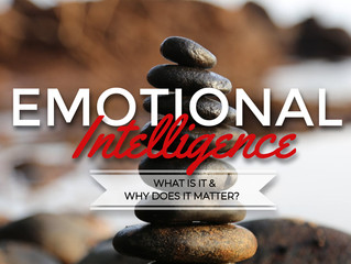 Emotional Intelligence - What is it and Why does it matter?