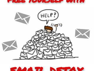 Free Yourself with Email Detox