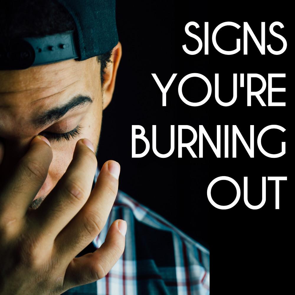 Burnout, stress, virtual assistant