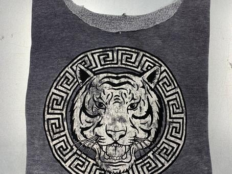 LOST & FOUND | Tiger Sweatshirt