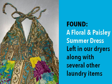 LOST & FOUND | Paisley & Floral Summer Dress
