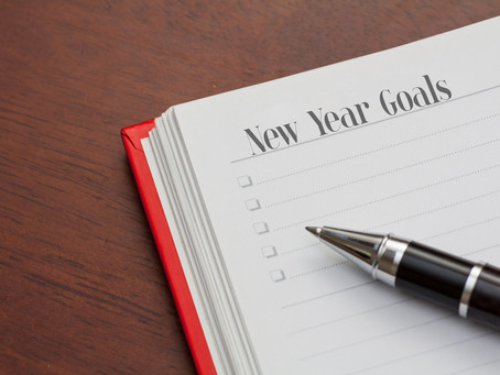 New Year Goals - Start the Year Positively