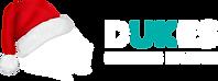Dukes Christmas Logo v1 White.png