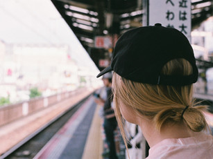 japan with laura