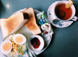 self-care: tea time