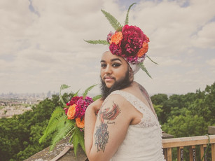 harnaam kaur: the lady with a beard & accept yourself