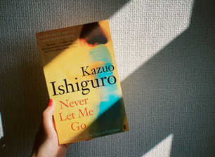 book review: never let me go