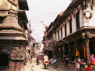 when i went to nepal