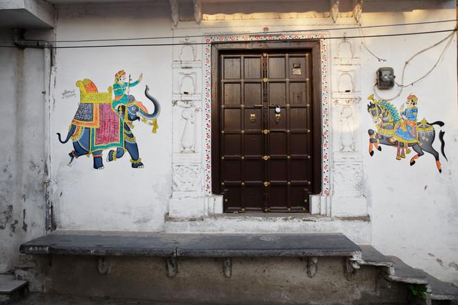 The Doorways of Udaipur