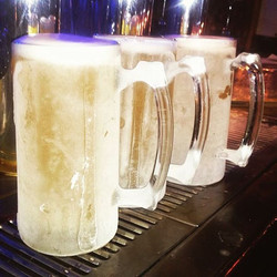 Who's Ready_ Cheers to ICE COLD 🍻❄️ #clancysnm #joltyourjourney #beere #icecoldbeer #cheers #livemu