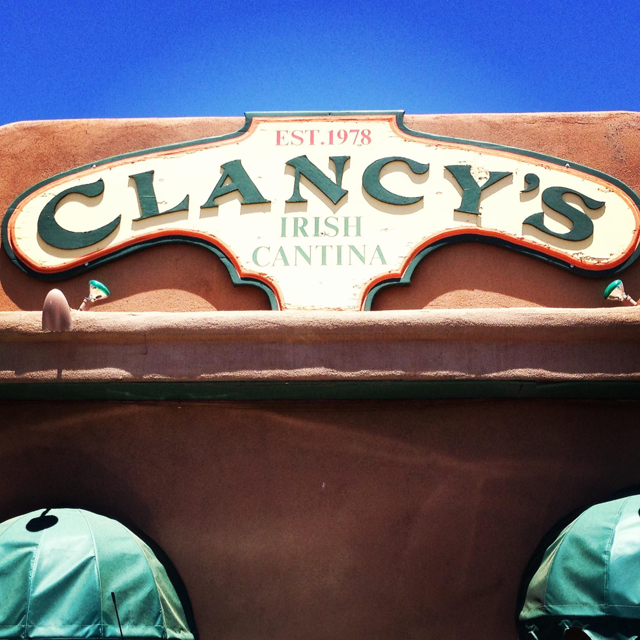 Clancy's Puba an Irish Cantina