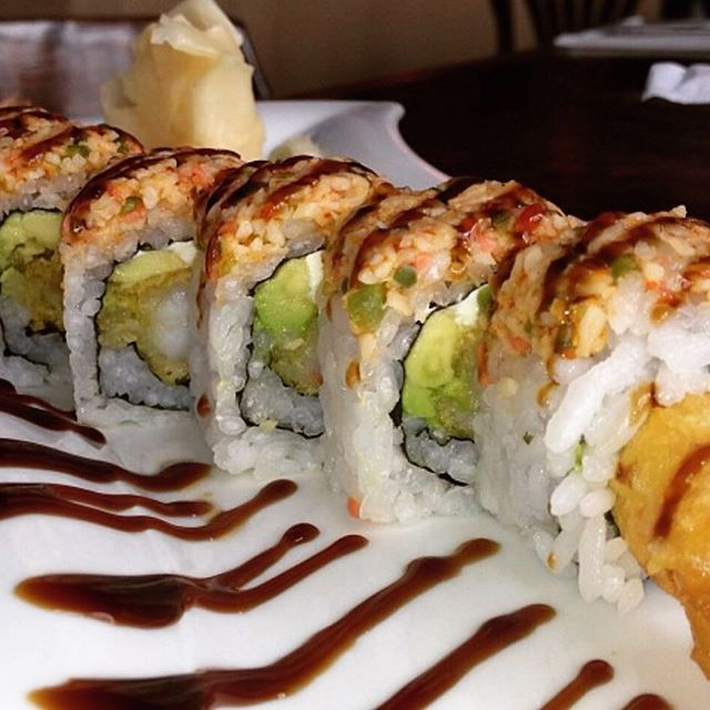 Sushi Time!! NM Roll $9