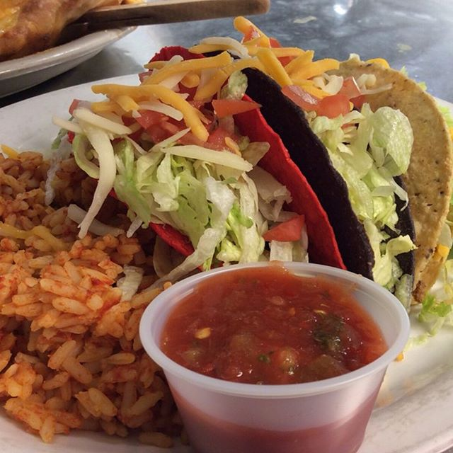 Lunch Time!!! Thursday Specials!!! Taco Or Enchilada Plate 8.50_New Mexico Roll 9